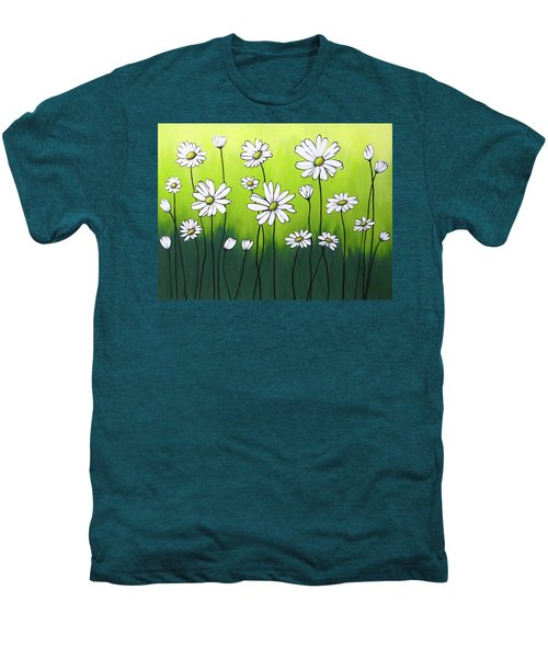 Daisy Crazy Men's Premium T-Shirt