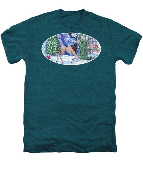A Christmas Fairy Tale Men's Premium T-Shirt