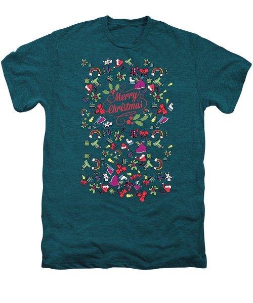 Santa Claus Men's Premium T-Shirt