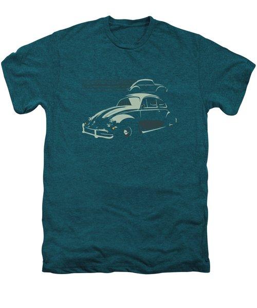 Vw Beatle Men's Premium T-Shirt