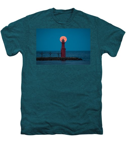 Backlighting II Men's Premium T-Shirt by Bill Pevlor