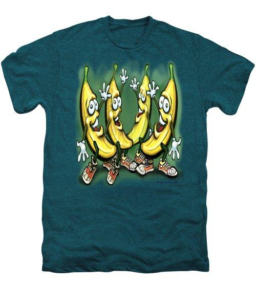Bananas Men's Premium T-Shirt by Kevin Middleton