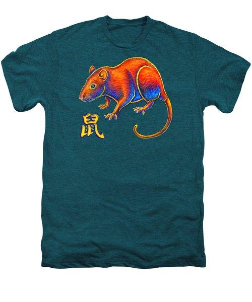 Chinese Zodiac - Year Of The Rat Men's Premium T-Shirt