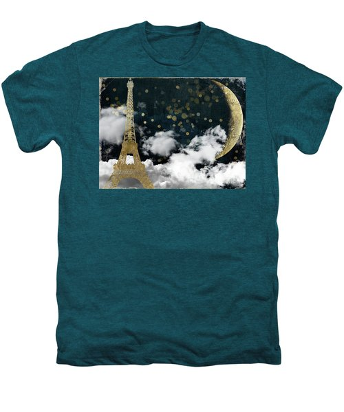 Cloud Cities Paris Men's Premium T-Shirt