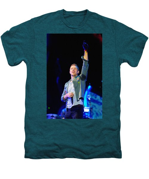 Coldplay8 Men's Premium T-Shirt by Rafa Rivas