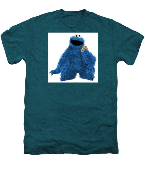 Cookie Monster Men's Premium T-Shirt