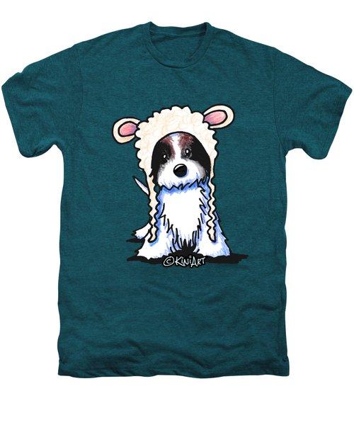 Coton De Tulear Men's Premium T-Shirt by Kim Niles