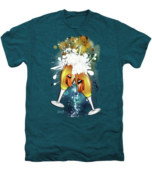 Crazy Beers Men's Premium T-Shirt
