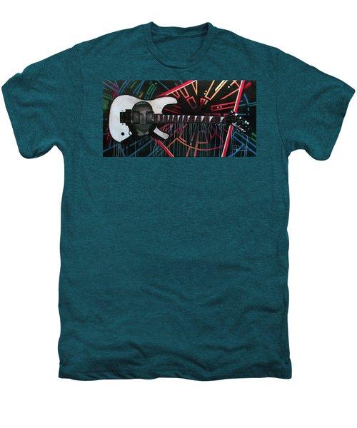 Dracula Jackson Men's Premium T-Shirt by Sean Parnell