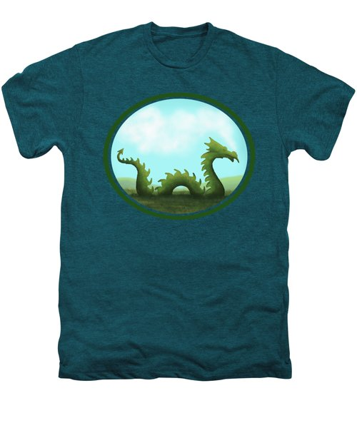 Dream Of A Dragon Men's Premium T-Shirt by Little Bunny Sunshine