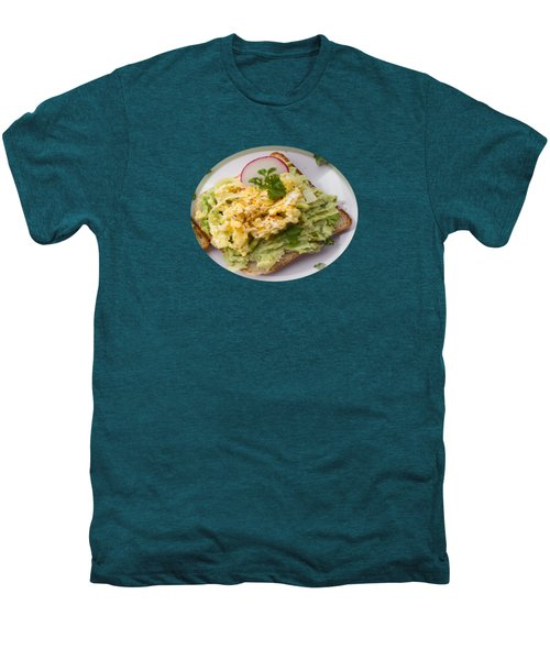 Egg Sandwich Men's Premium T-Shirt