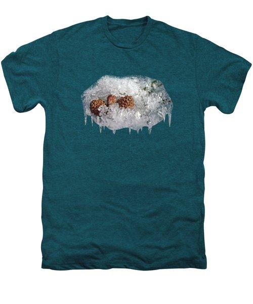Frosty Bed Men's Premium T-Shirt by AugenWerk Susann Serfezi