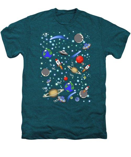 Galaxy Universe Men's Premium T-Shirt