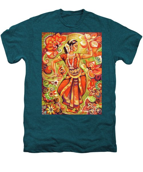 Ganges Flower Men's Premium T-Shirt