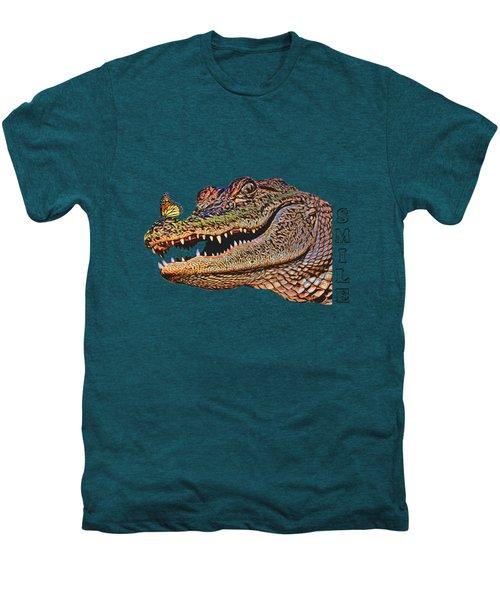 Gator Smile Men's Premium T-Shirt