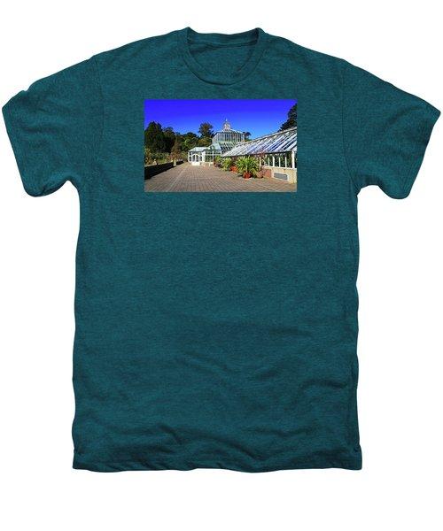 Glasshouse Entrance Men's Premium T-Shirt