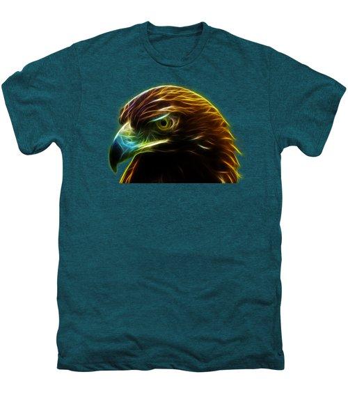 Glowing Gold Men's Premium T-Shirt