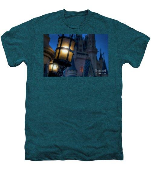I Will Leave The Light On Men's Premium T-Shirt