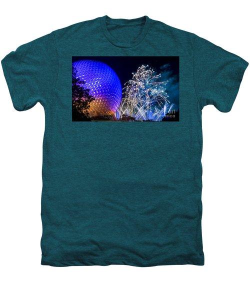 Illuminations Reflections Of Earth Men's Premium T-Shirt