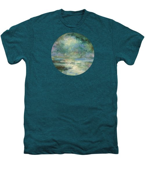 Into The Light Men's Premium T-Shirt by Mary Wolf