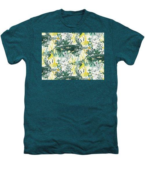 Kingfisher Men's Premium T-Shirt