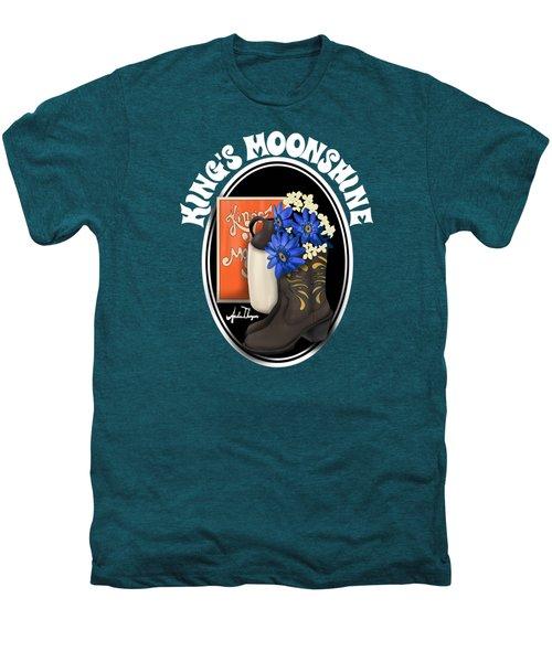 King's Moonshine  Men's Premium T-Shirt