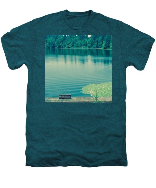 Lake Men's Premium T-Shirt