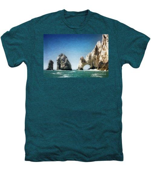 Lands End Men's Premium T-Shirt