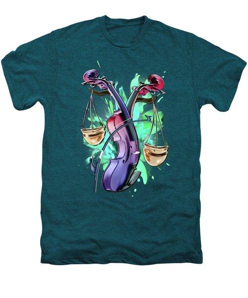 Libra Men's Premium T-Shirt