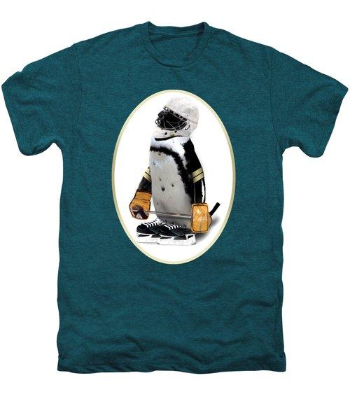 Little Mascot Men's Premium T-Shirt by Gravityx9   Designs