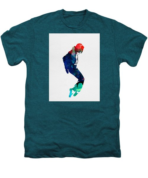 Michael Watercolor Men's Premium T-Shirt