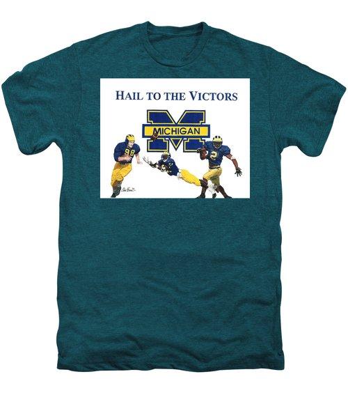 Michigan Heismans Men's Premium T-Shirt