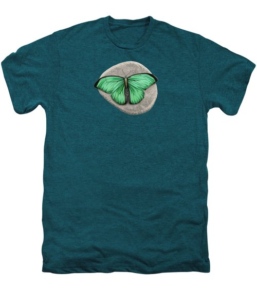 Mito Awareness Butterfly- A Symbol Of Hope Men's Premium T-Shirt