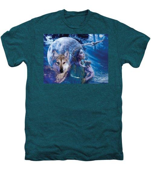 Moonlit Brethren Variant 1 Men's Premium T-Shirt