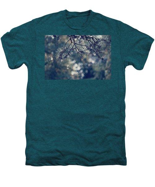 Needles N Droplets Men's Premium T-Shirt