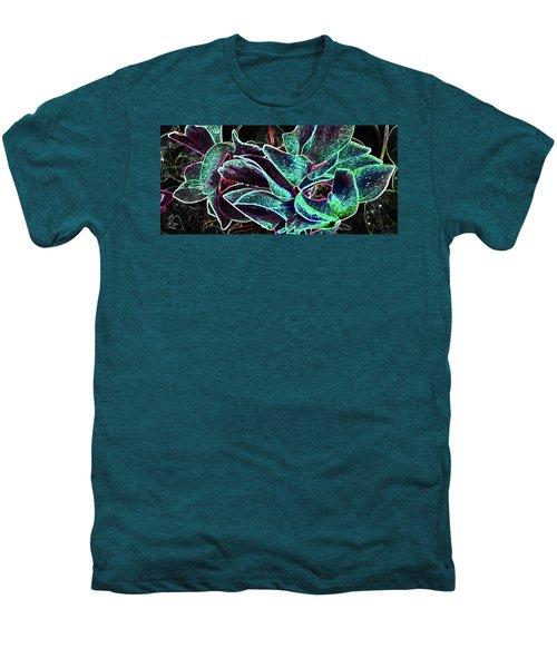 Night Glamour Men's Premium T-Shirt by Nareeta Martin