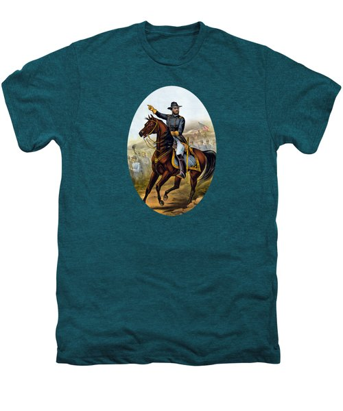 Our Old Commander - General Grant Men's Premium T-Shirt
