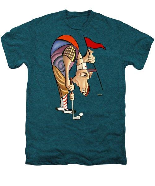 Par For The Course T-shirt Men's Premium T-Shirt