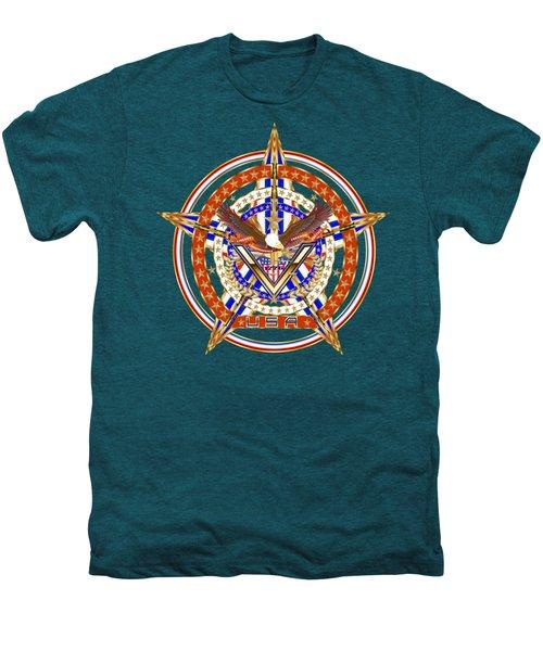 Patroitic-veteran Men's Premium T-Shirt