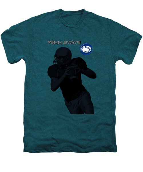 Penn State Football Men's Premium T-Shirt by David Dehner