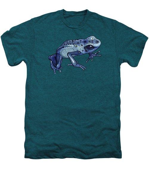 Poison Dart Frog Men's Premium T-Shirt by ZH Field