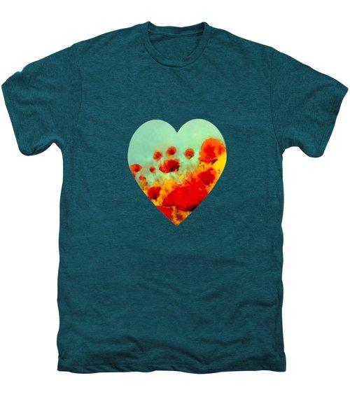 Poppy Time Men's Premium T-Shirt