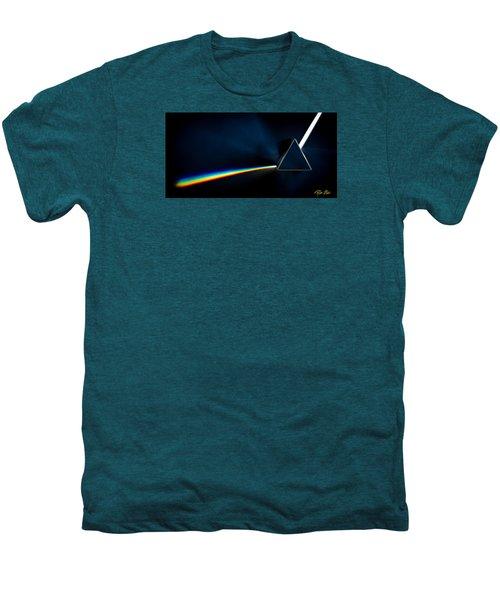 Refraction  Men's Premium T-Shirt by Rikk Flohr