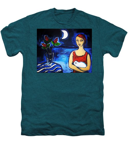 Renewal Men's Premium T-Shirt by Winsome Gunning
