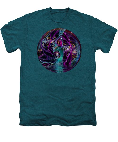 Round 25... Neon Men's Premium T-Shirt