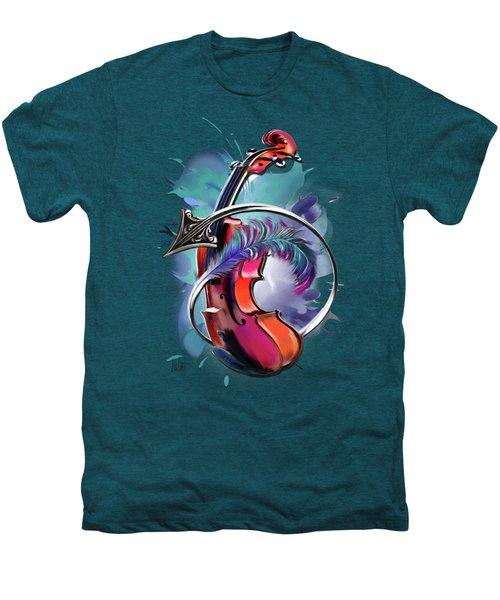 Sagittarius Men's Premium T-Shirt by Melanie D