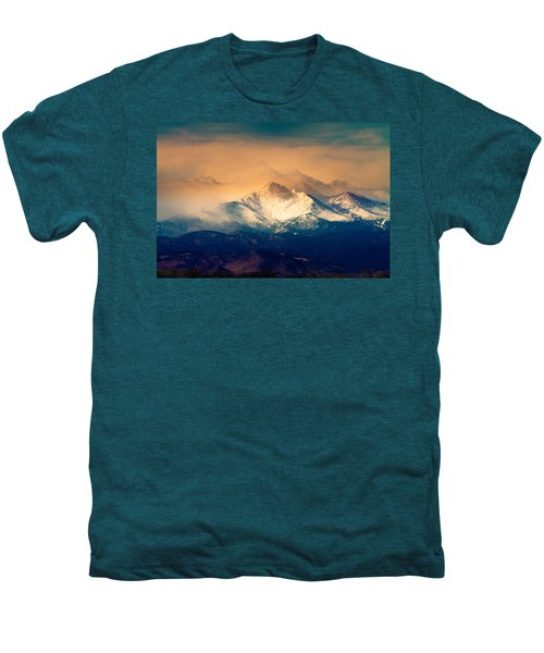 She'll Be Coming Around The Mountain Men's Premium T-Shirt by James BO  Insogna