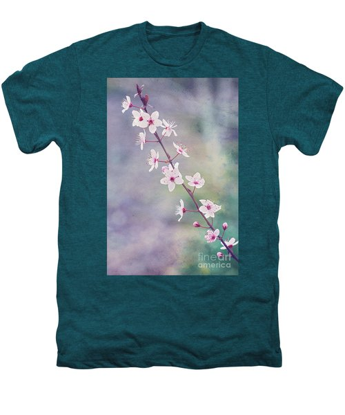 Spring Splendor Men's Premium T-Shirt