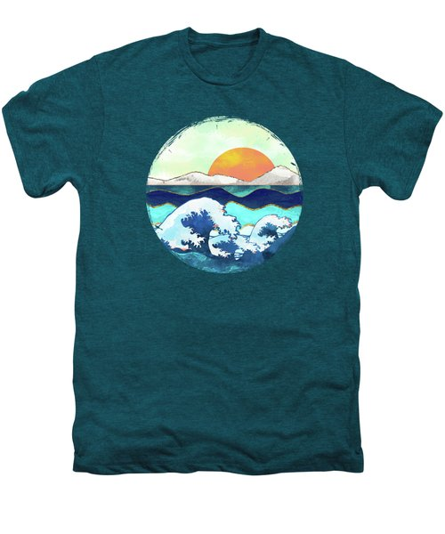 Stormy Waters Men's Premium T-Shirt
