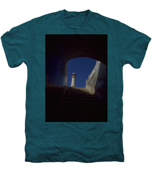 Taj Mahal Detail Men's Premium T-Shirt